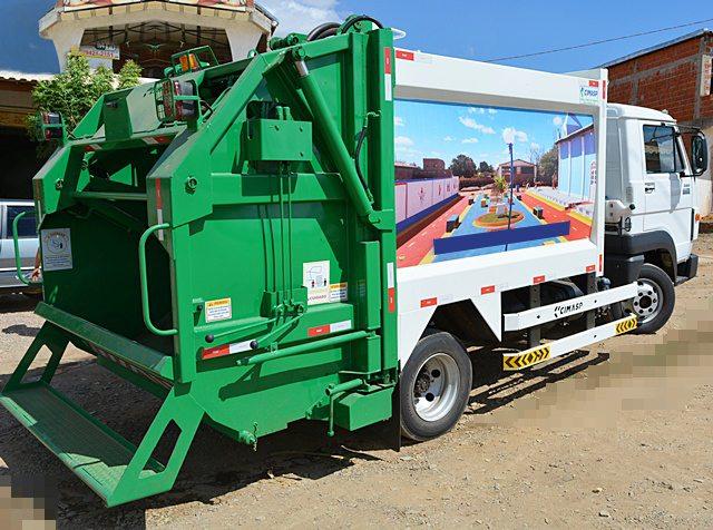 imagem caminhão