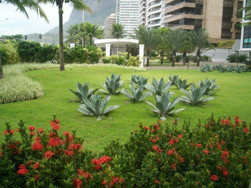 jardim em condomínios